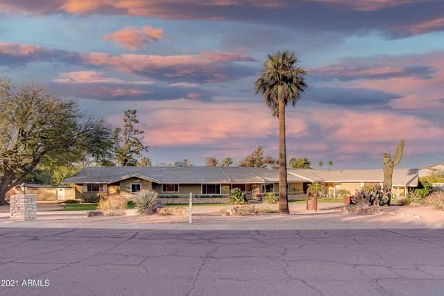 4963 E Rockridge Road, Phoenix, AZ 85018 (MLS #6213608) :: The Ethridge Team