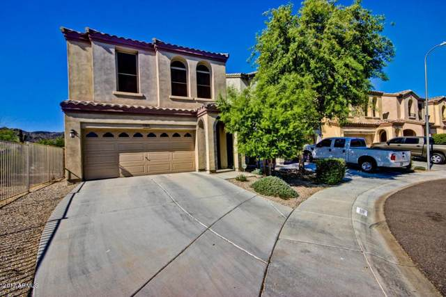 1692 W Satinwood Drive, Phoenix, AZ 85045 (MLS #6213614) :: The Riddle Group