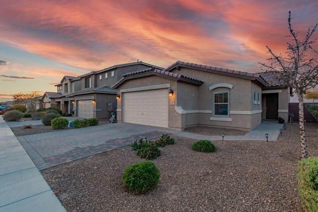 492 W Honey Locust Avenue, San Tan Valley, AZ 85140 (MLS #6213631) :: Yost Realty Group at RE/MAX Casa Grande