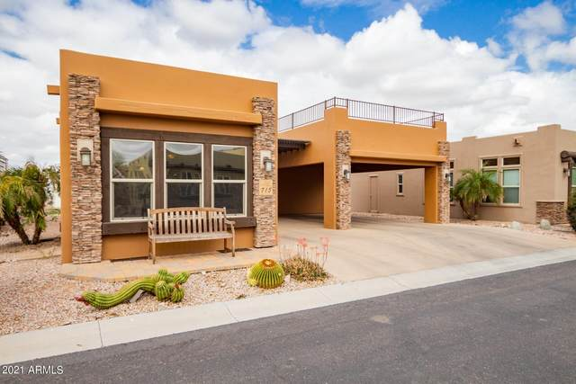 6601 E Us Highway 60 #715, Gold Canyon, AZ 85118 (MLS #6213641) :: Midland Real Estate Alliance