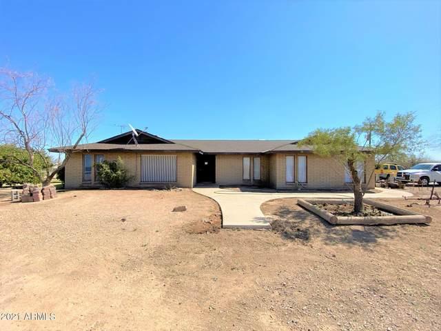 5500 N Estrella Road, Eloy, AZ 85131 (MLS #6213663) :: Yost Realty Group at RE/MAX Casa Grande