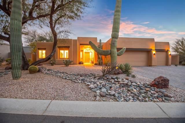 9427 E Mark Lane, Scottsdale, AZ 85262 (MLS #6213693) :: Yost Realty Group at RE/MAX Casa Grande