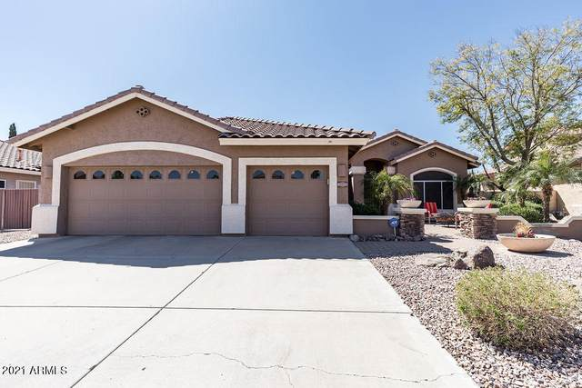 297 W Ivanhoe Street, Gilbert, AZ 85233 (MLS #6213709) :: Yost Realty Group at RE/MAX Casa Grande