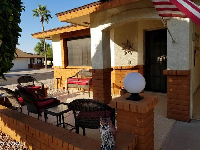8020 E Keats Avenue #329, Mesa, AZ 85209 (MLS #6213717) :: Long Realty West Valley