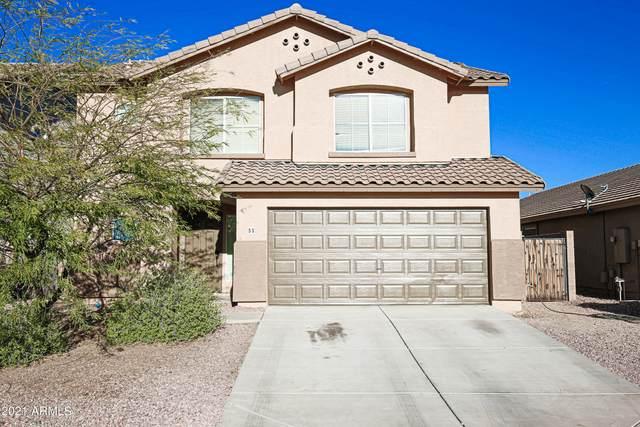 55 S 229TH Drive, Buckeye, AZ 85326 (MLS #6213720) :: Yost Realty Group at RE/MAX Casa Grande