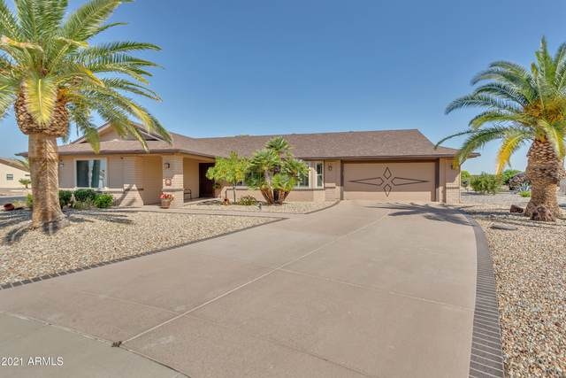 21615 N 123rd Drive, Sun City West, AZ 85375 (MLS #6213723) :: Yost Realty Group at RE/MAX Casa Grande
