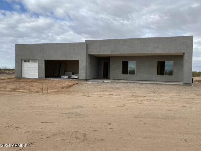 29116 N 256th Lane, Wittmann, AZ 85361 (MLS #6213730) :: Yost Realty Group at RE/MAX Casa Grande