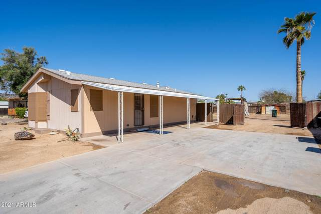 3802 W Mohawk Lane, Glendale, AZ 85308 (MLS #6213751) :: The Carin Nguyen Team
