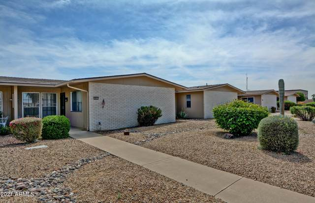 19015 N Camino Del Sol, Sun City West, AZ 85375 (MLS #6213769) :: Maison DeBlanc Real Estate