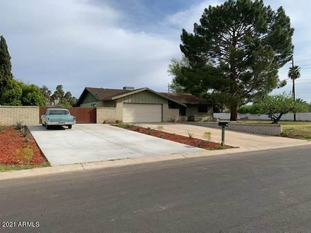 5550 E Emile Zola Avenue, Scottsdale, AZ 85254 (MLS #6213792) :: Yost Realty Group at RE/MAX Casa Grande