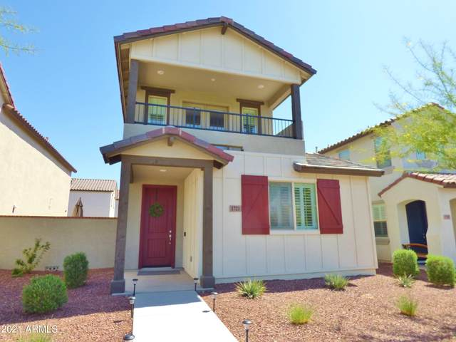 1721 N Marketside Avenue, Buckeye, AZ 85396 (MLS #6213798) :: Yost Realty Group at RE/MAX Casa Grande