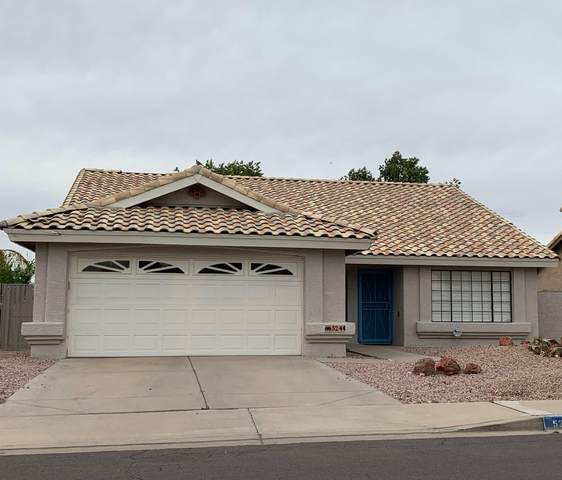 5244 E Hannibal Street, Mesa, AZ 85205 (MLS #6213826) :: The Daniel Montez Real Estate Group
