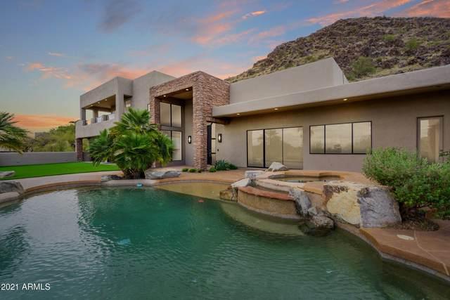 8215 N 54TH Street, Paradise Valley, AZ 85253 (MLS #6213871) :: Yost Realty Group at RE/MAX Casa Grande
