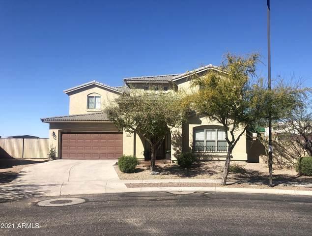 16782 W Rowel Road, Surprise, AZ 85387 (MLS #6213904) :: Yost Realty Group at RE/MAX Casa Grande