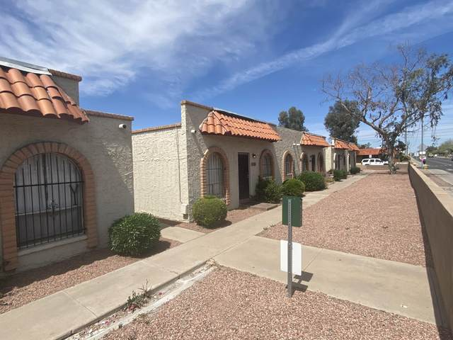 9222 N 35th Avenue #14, Phoenix, AZ 85051 (MLS #6213915) :: Executive Realty Advisors
