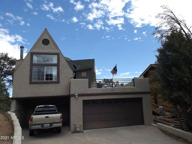 1111 N Yodel Circle, Payson, AZ 85541 (MLS #6213919) :: Yost Realty Group at RE/MAX Casa Grande