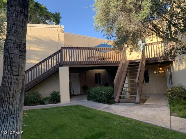 6240 N 16TH Street #40, Phoenix, AZ 85016 (MLS #6213972) :: Yost Realty Group at RE/MAX Casa Grande