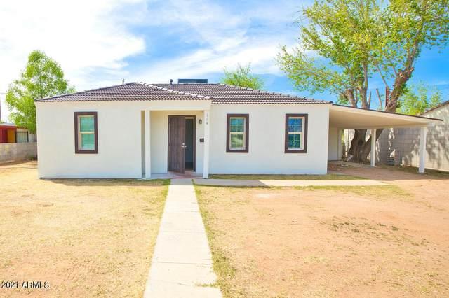 114 S Temple Street, Mesa, AZ 85204 (MLS #6213978) :: Yost Realty Group at RE/MAX Casa Grande