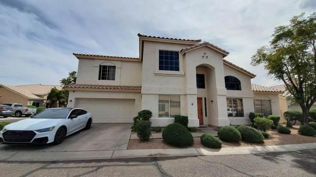 4906 E Brown Road #24, Mesa, AZ 85205 (MLS #6213981) :: Lucido Agency