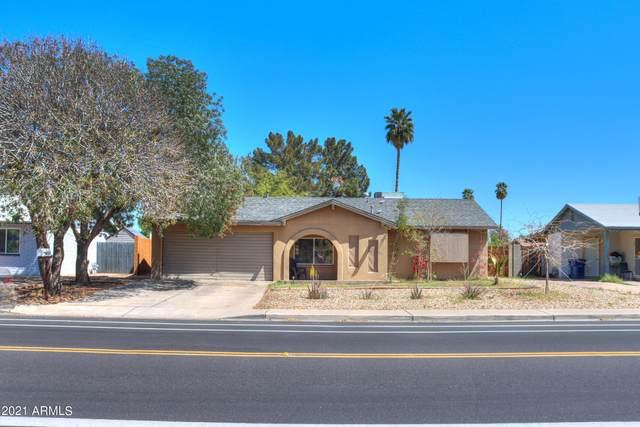 5333 S Mill Avenue, Tempe, AZ 85283 (MLS #6213991) :: Yost Realty Group at RE/MAX Casa Grande