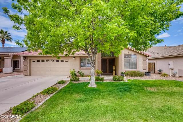 1930 E Sagebrush Street, Gilbert, AZ 85296 (MLS #6213999) :: Yost Realty Group at RE/MAX Casa Grande