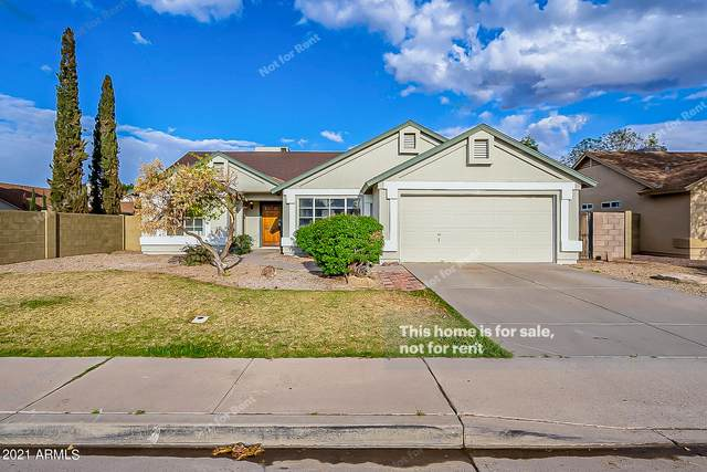 913 N Falcon Drive, Gilbert, AZ 85234 (MLS #6214126) :: Yost Realty Group at RE/MAX Casa Grande