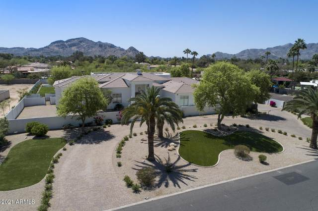 5819 E Mountain View Road, Paradise Valley, AZ 85253 (MLS #6214137) :: The Riddle Group