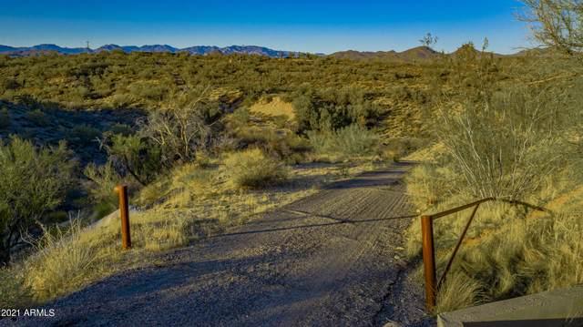 565xx N Us Hwy 93, Wickenburg, AZ 85390 (MLS #6214138) :: Long Realty West Valley