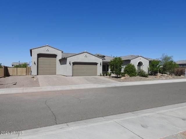 24778 N 93RD Drive, Peoria, AZ 85383 (MLS #6214154) :: Midland Real Estate Alliance