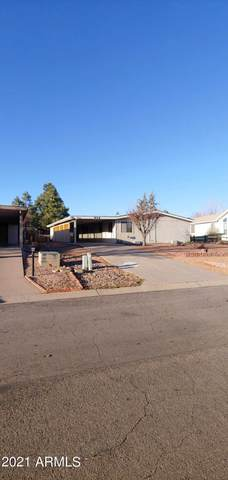 906 W Driftwood Drive, Payson, AZ 85541 (MLS #6214155) :: My Home Group