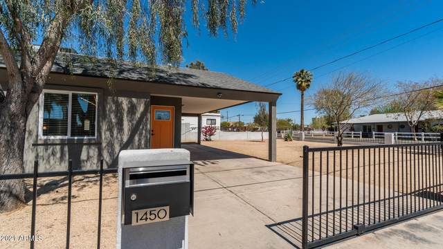 1450 E Hoover Avenue, Phoenix, AZ 85006 (MLS #6214178) :: Yost Realty Group at RE/MAX Casa Grande