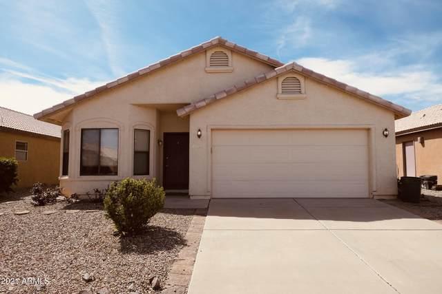 4502 Chaparral Loop, Sierra Vista, AZ 85635 (MLS #6214188) :: Yost Realty Group at RE/MAX Casa Grande