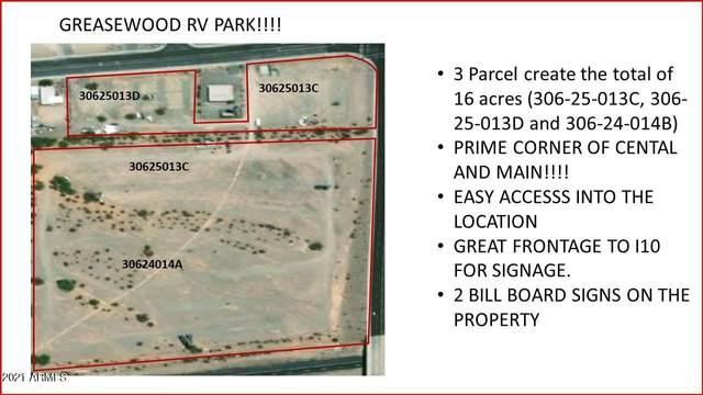 41 W Main Street, Quartzsite, AZ 85346 (MLS #6214234) :: My Home Group