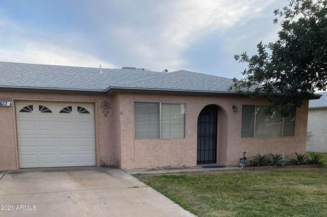 9617 W North Lane A, Peoria, AZ 85345 (MLS #6214247) :: The Newman Team