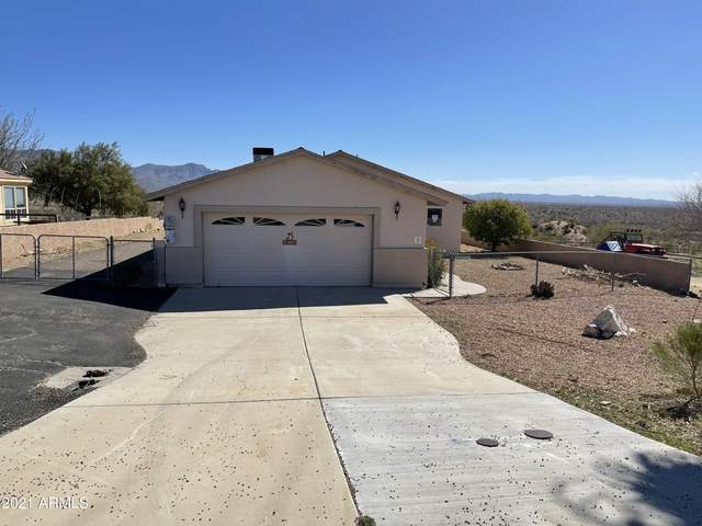 27147 S Bennett Way, Congress, AZ 85332 (MLS #6214272) :: Devor Real Estate Associates