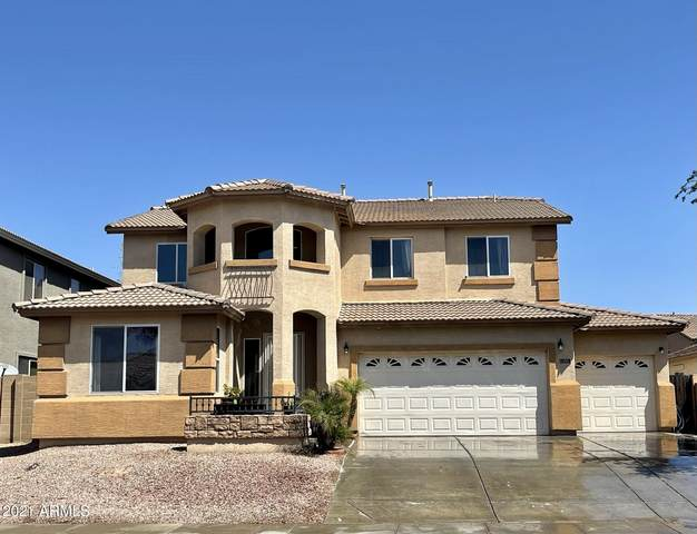18528 W Onyx Avenue, Waddell, AZ 85355 (MLS #6214273) :: The Laughton Team