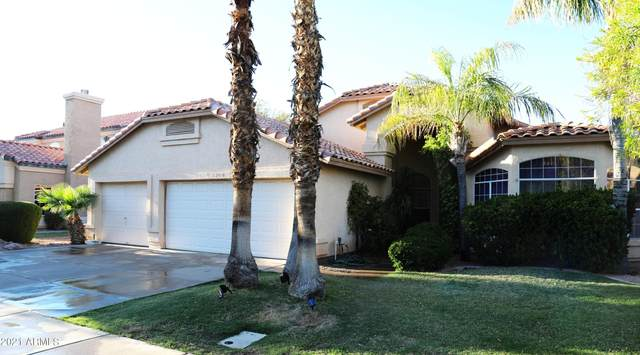 1218 E Azure Sea Lane, Gilbert, AZ 85234 (MLS #6214280) :: Klaus Team Real Estate Solutions