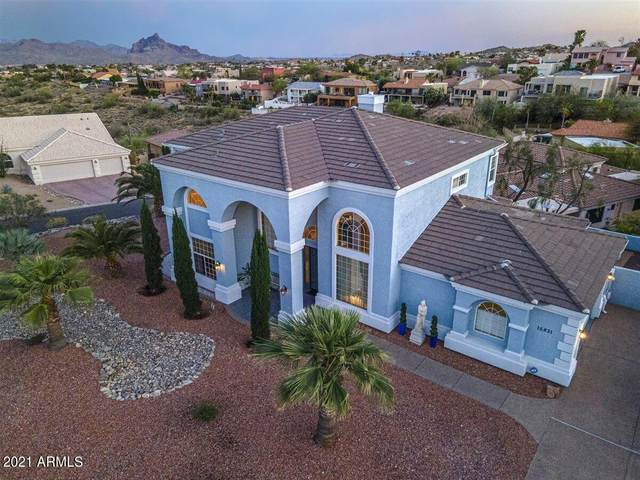 15831 E Thistle Drive, Fountain Hills, AZ 85268 (MLS #6214298) :: The Luna Team