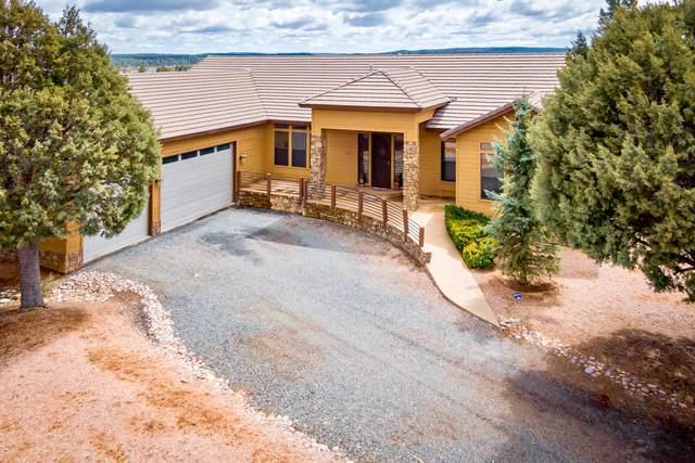 2765 Airpark Drive, Overgaard, AZ 85933 (MLS #6214337) :: Kepple Real Estate Group