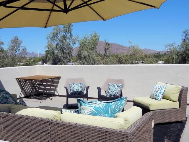 6850 E Mcdowell Road #61, Scottsdale, AZ 85257 (MLS #6214357) :: Yost Realty Group at RE/MAX Casa Grande