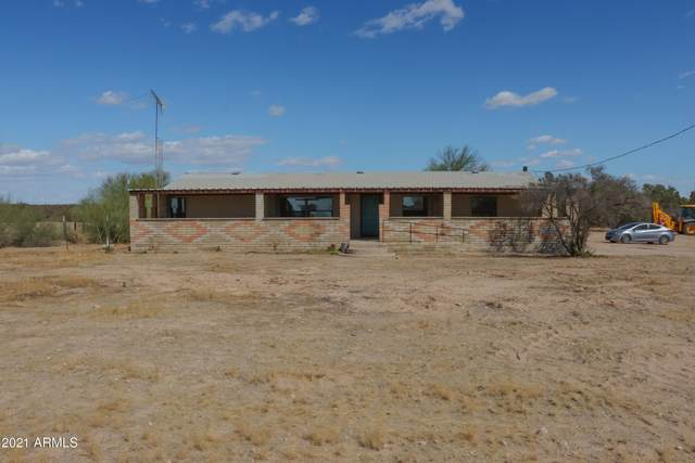 13201 S 333rd Avenue, Arlington, AZ 85322 (MLS #6214359) :: The Riddle Group