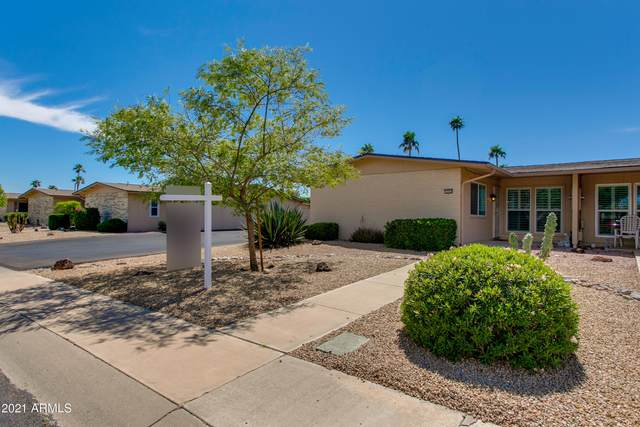 13323 W Desert Glen Drive, Sun City West, AZ 85375 (MLS #6214372) :: Long Realty West Valley
