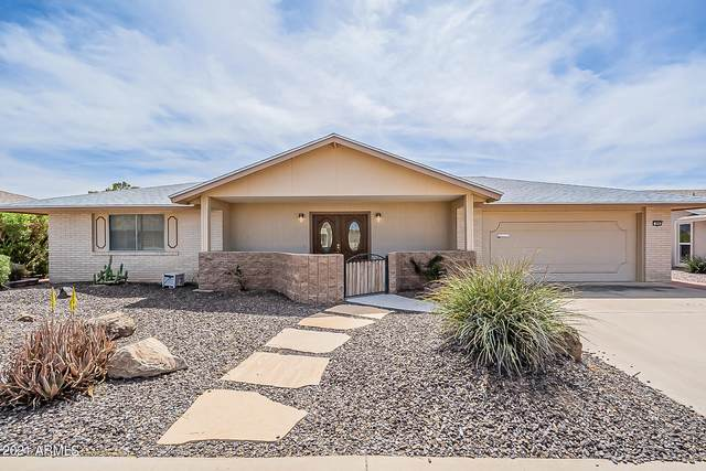 9503 W Glen Oaks Circle, Sun City, AZ 85351 (MLS #6214373) :: Howe Realty
