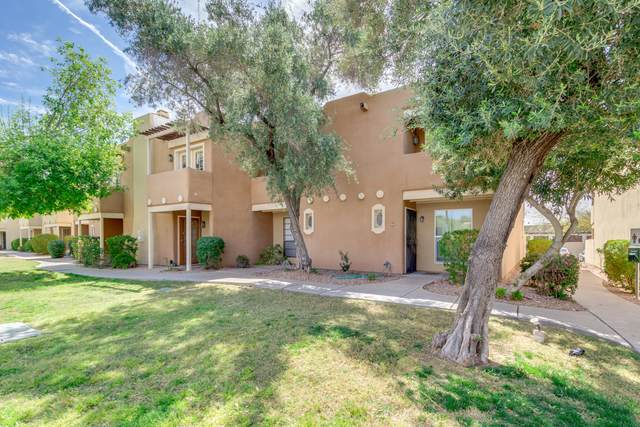 1425 E Desert Cove Avenue #64, Phoenix, AZ 85020 (MLS #6214380) :: Yost Realty Group at RE/MAX Casa Grande