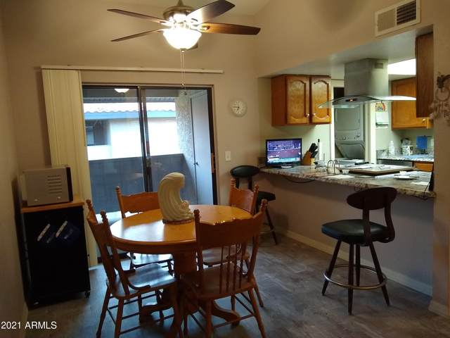 1402 E Guadalupe Road #257, Tempe, AZ 85283 (MLS #6214383) :: The Daniel Montez Real Estate Group