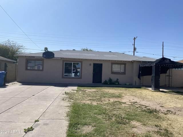 4336 N 50TH Drive, Phoenix, AZ 85031 (MLS #6214385) :: Yost Realty Group at RE/MAX Casa Grande