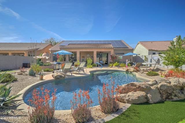 4831 E Fernwood Court, Cave Creek, AZ 85331 (MLS #6214390) :: Yost Realty Group at RE/MAX Casa Grande