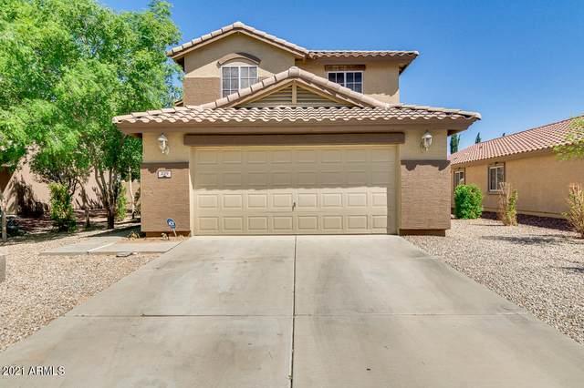 229 S 16TH Place, Coolidge, AZ 85128 (MLS #6214400) :: The Luna Team