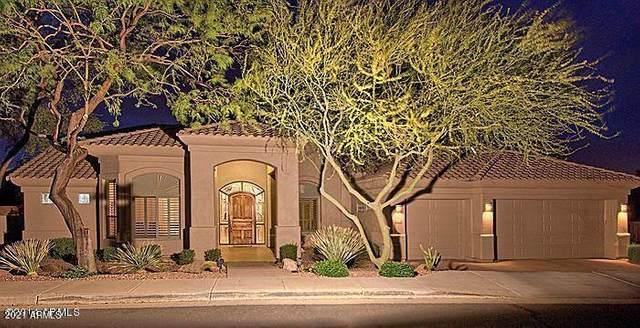 2110 E Barkwood Road, Phoenix, AZ 85048 (MLS #6214422) :: Howe Realty