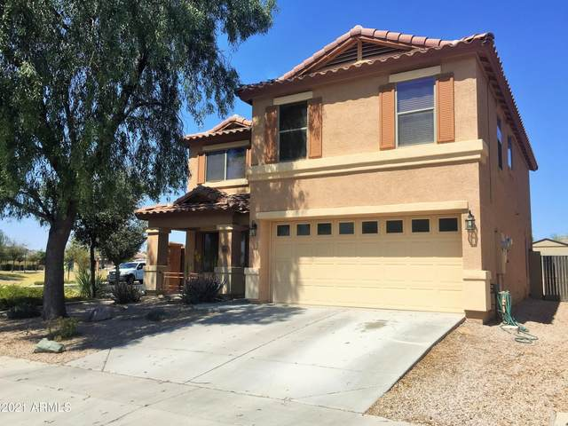 23678 W Levi Drive, Buckeye, AZ 85326 (MLS #6214428) :: Yost Realty Group at RE/MAX Casa Grande